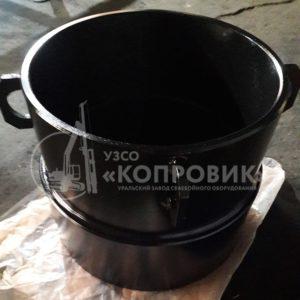 "Головная насадка ударной части молота, производство УЗСО ""Копровик"""