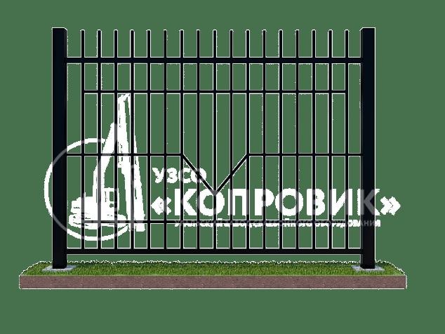 """Сварной забор, производство УЗСО """"Копровик"""""""