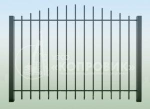 """Забор сварной ЗС-2, заказать у производителя, УЗСО """"Копровик"""""""