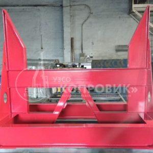 "Подставка для сваебойного молота - производство УЗСО ""Копровик"""