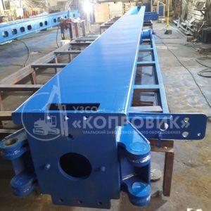 Сварные нестандартные металлоконструкции УЗСО Копровик
