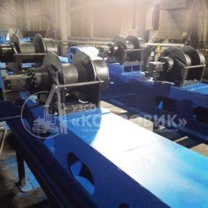 Сварные металлоизделия производства УЗСО Копровик